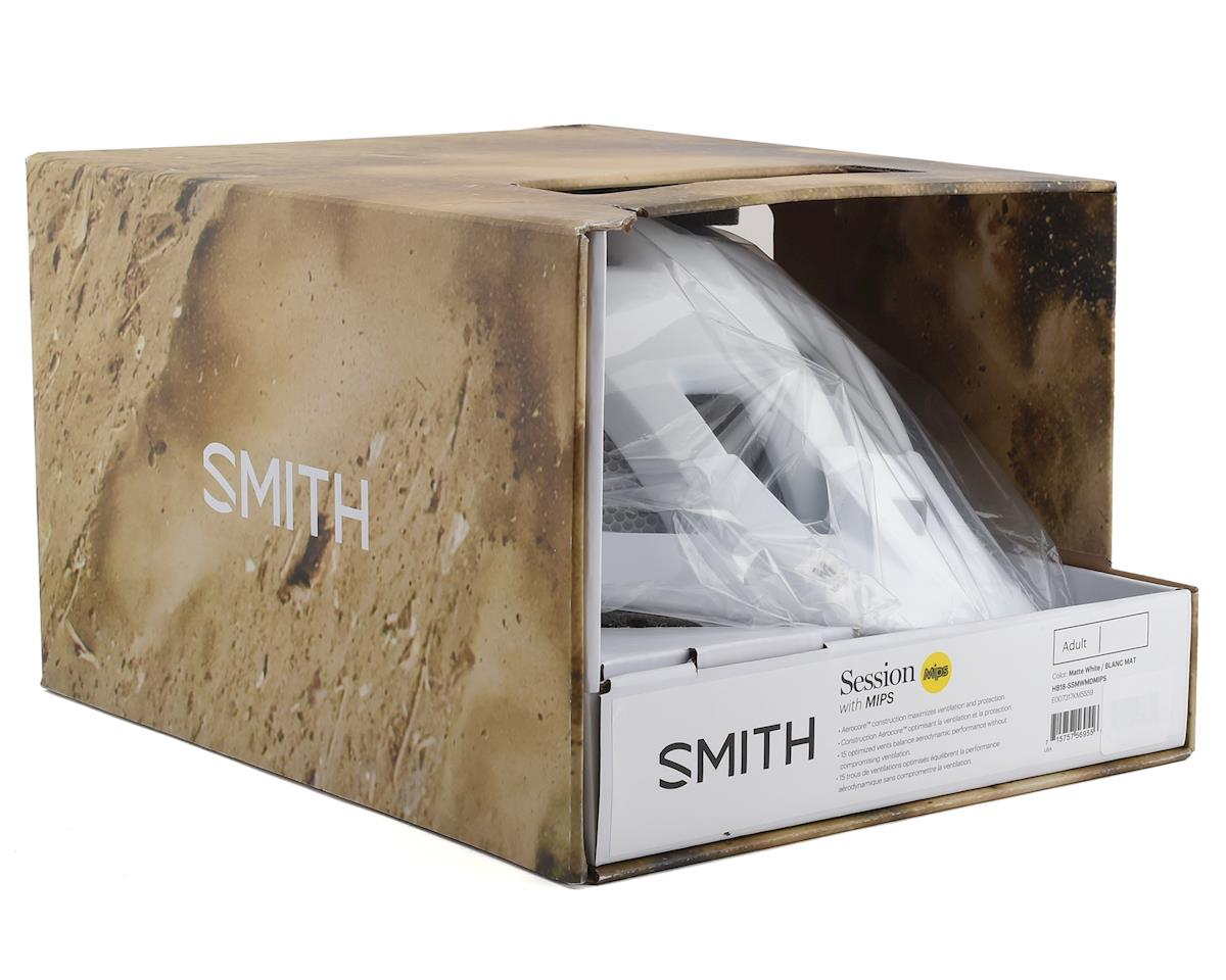 Smith Session Mips (Matte White) (M)
