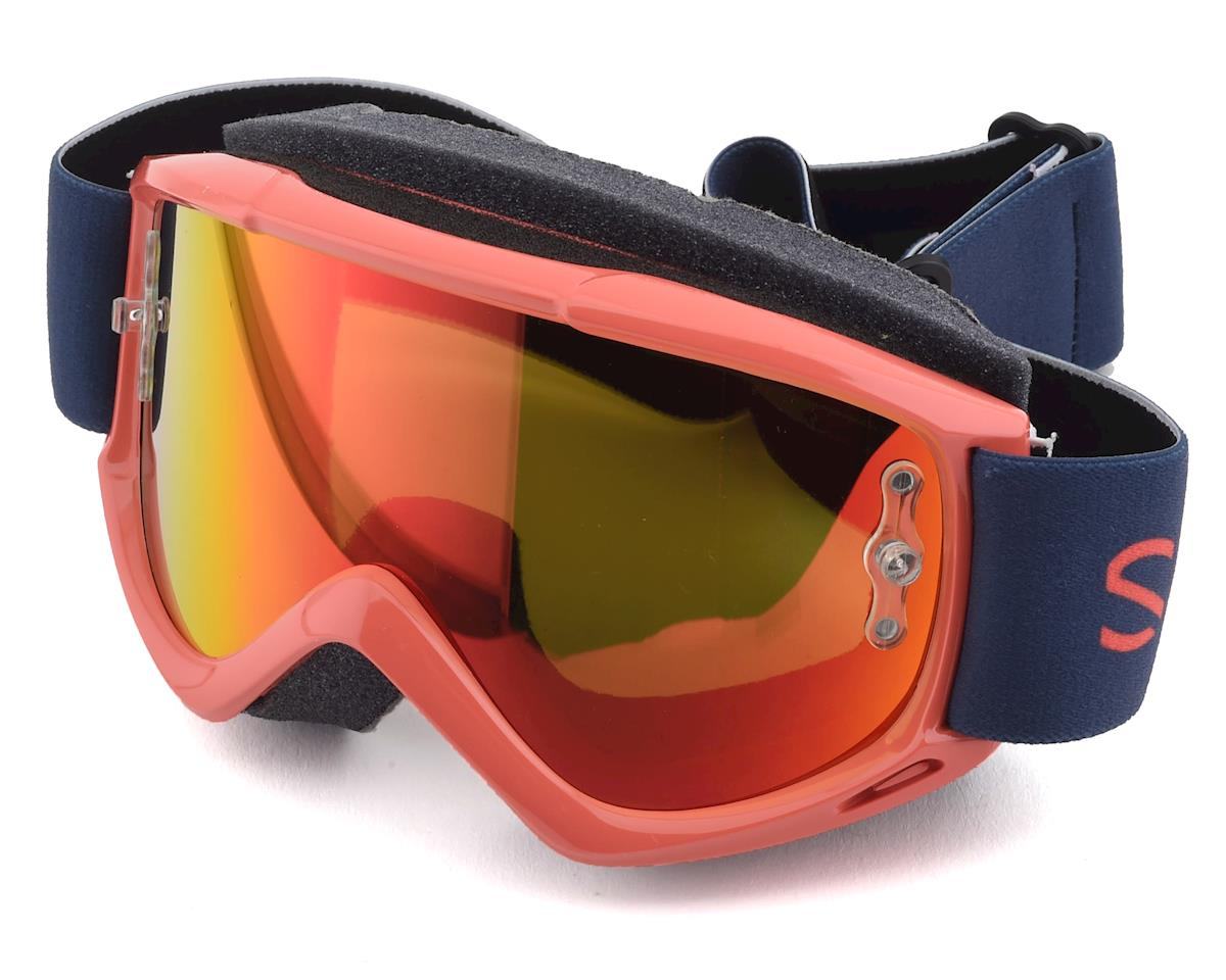 Image 1 for Smith Fuel V.1 Goggles (Red Rock)