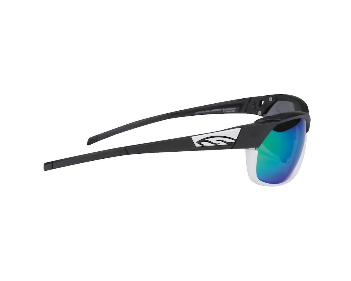 Image 3 for Smith Pivlock Overdrive Sunglasses (Matte Black White)