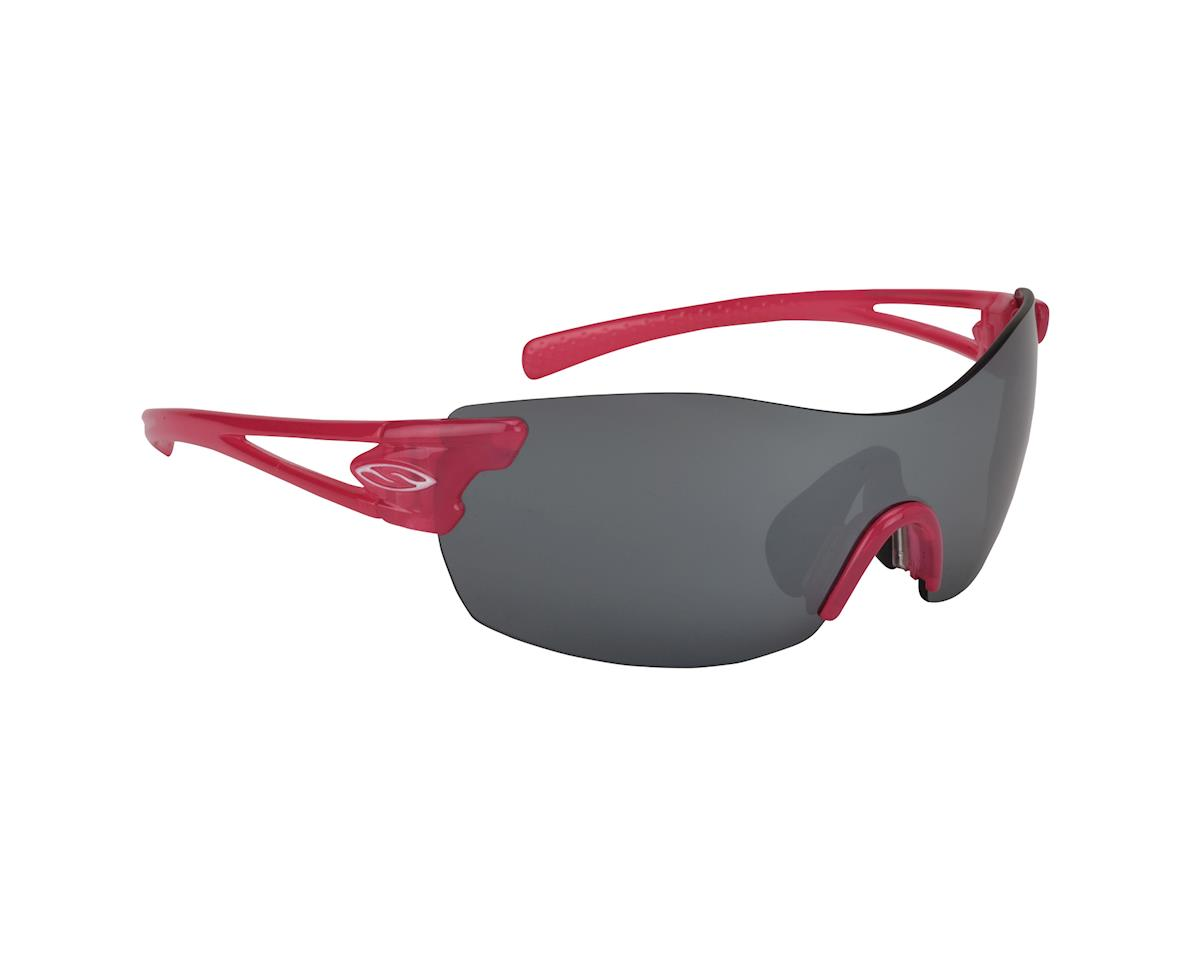 44a749a28d Smith Women's PivLock Asana Multi-Lens Sunglasses (Fuschia Pink Platinum)  [YE-ASPV-FP] | Clothing - Nashbar