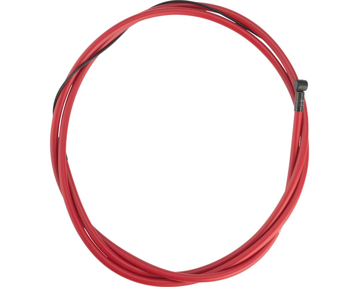 SNAFU Astroglide Straight Cable Black Housing Black Wire