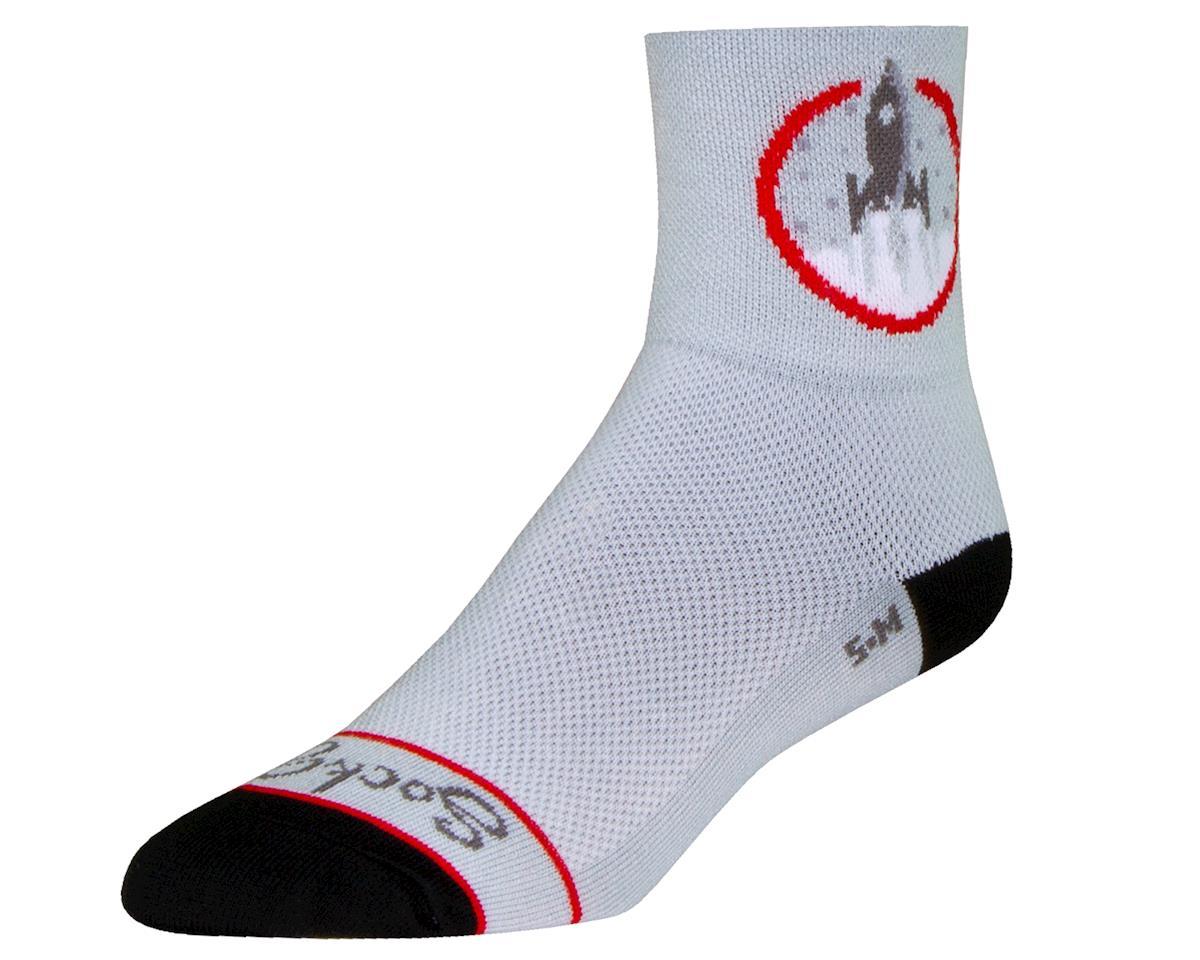 """Sockguy 3"""" Socks (Afterburners) (L/XL)"""