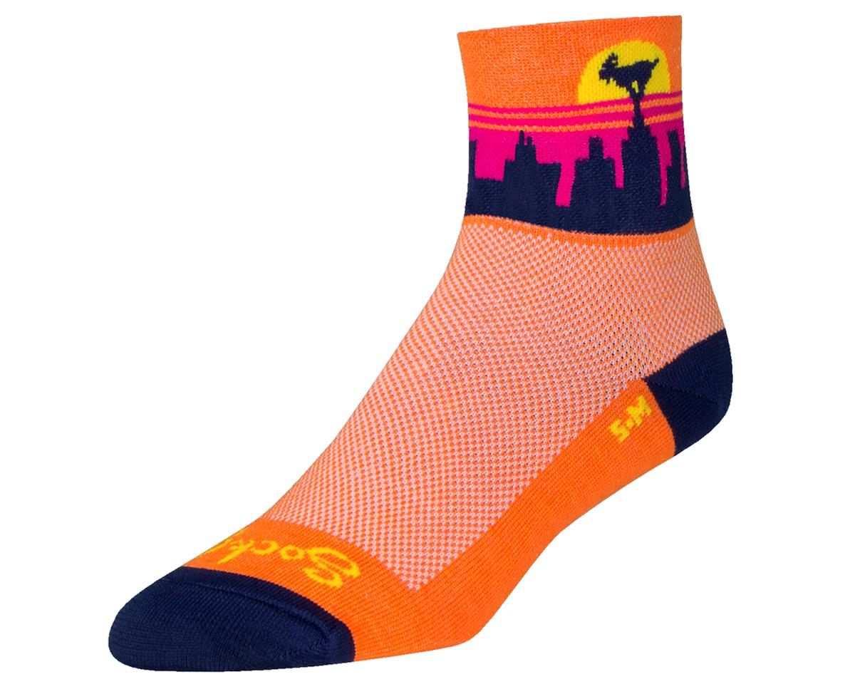 """Sockguy Classic 3"""" Cuff Sock"""
