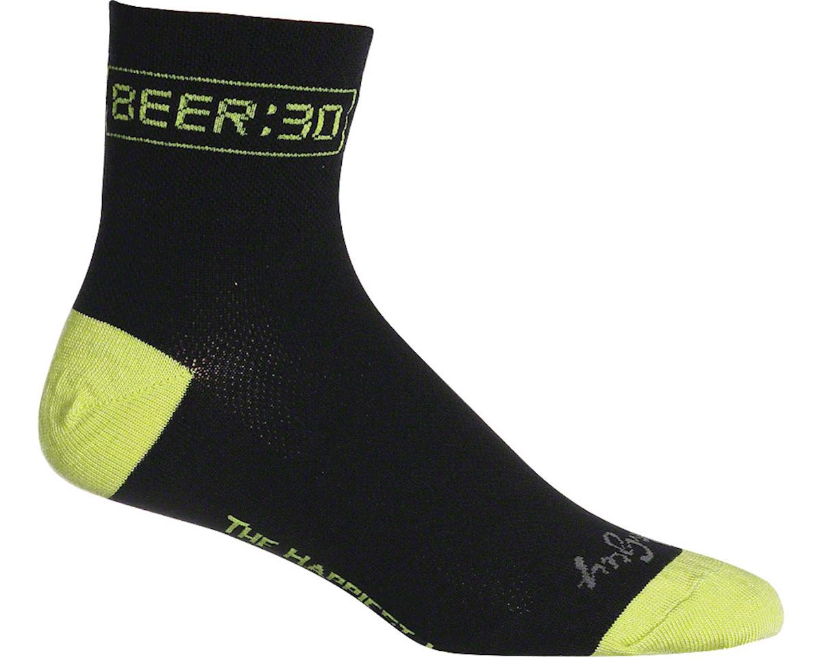 "Sockguy 3"" Socks (Beer) (S/M)"
