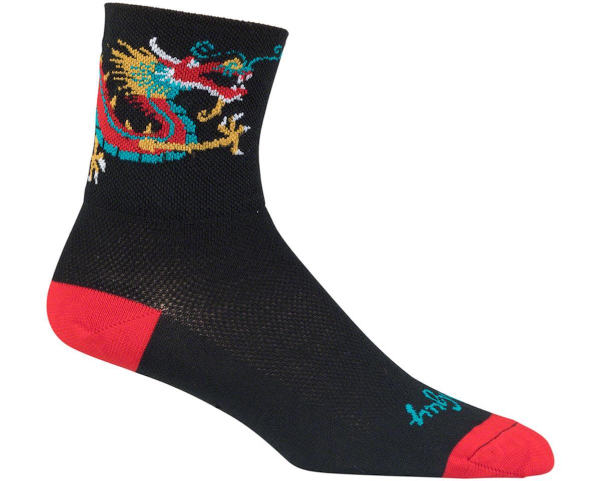 Sockguy Chase Socks (Black)