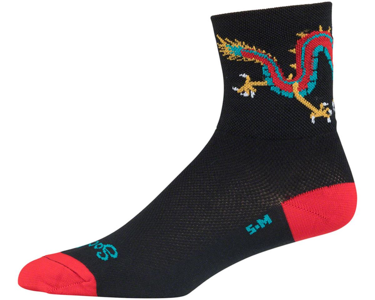 "Sockguy 4"" Socks (Chase) (S/M)"