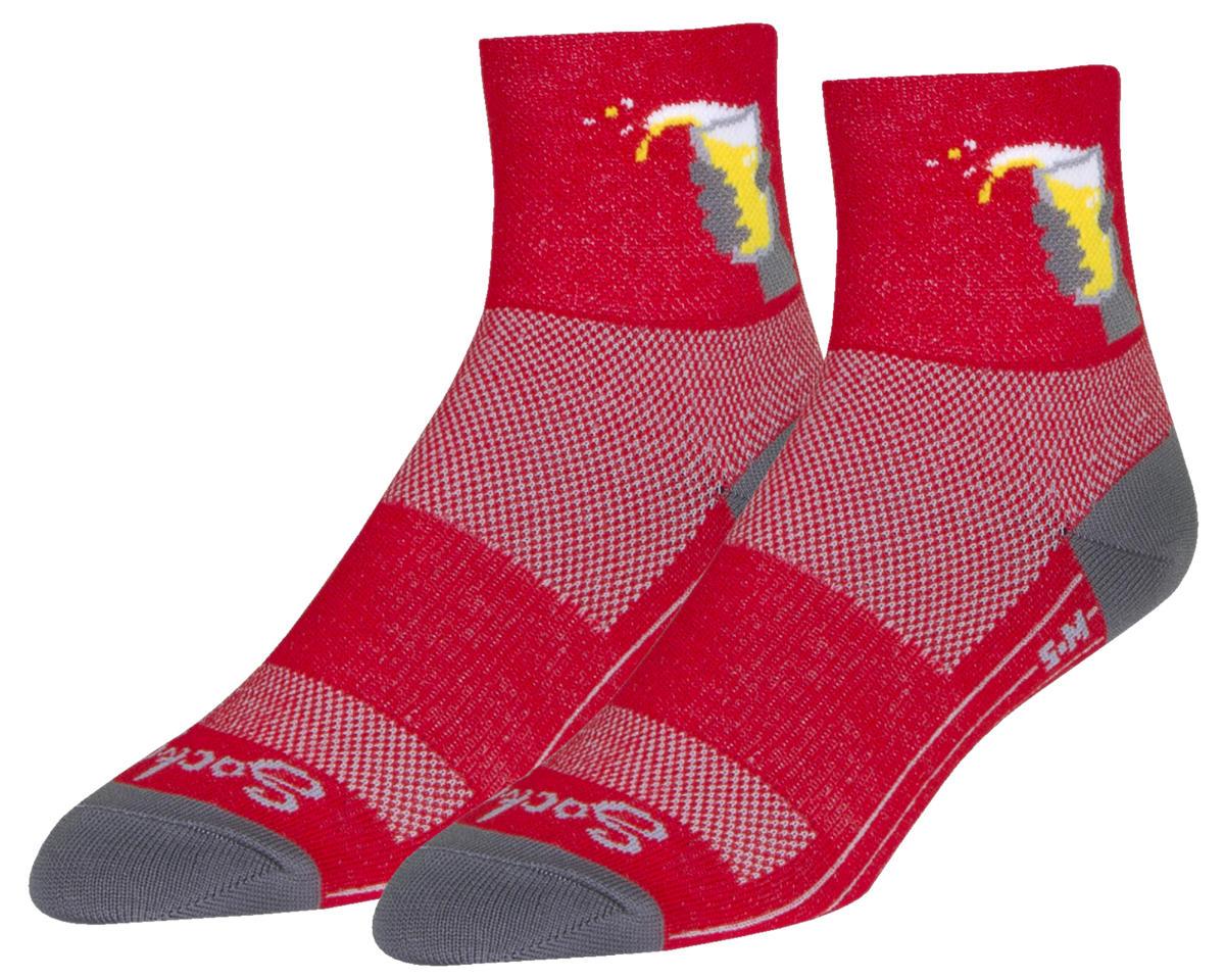"Sockguy 3"" Classic Socks (Cheers) (S/M)"
