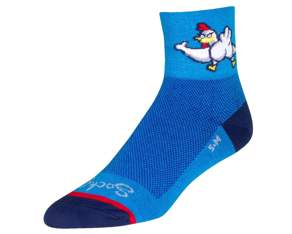 """Sockguy 3"""" Socks (Chickenbutt) (L/XL)"""
