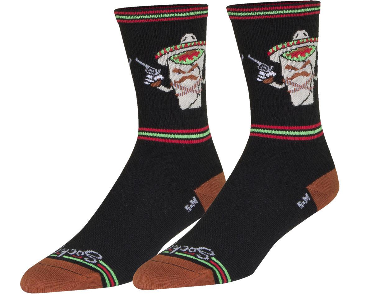 "Sockguy 6"" Socks (Bandito) (L/XL)"