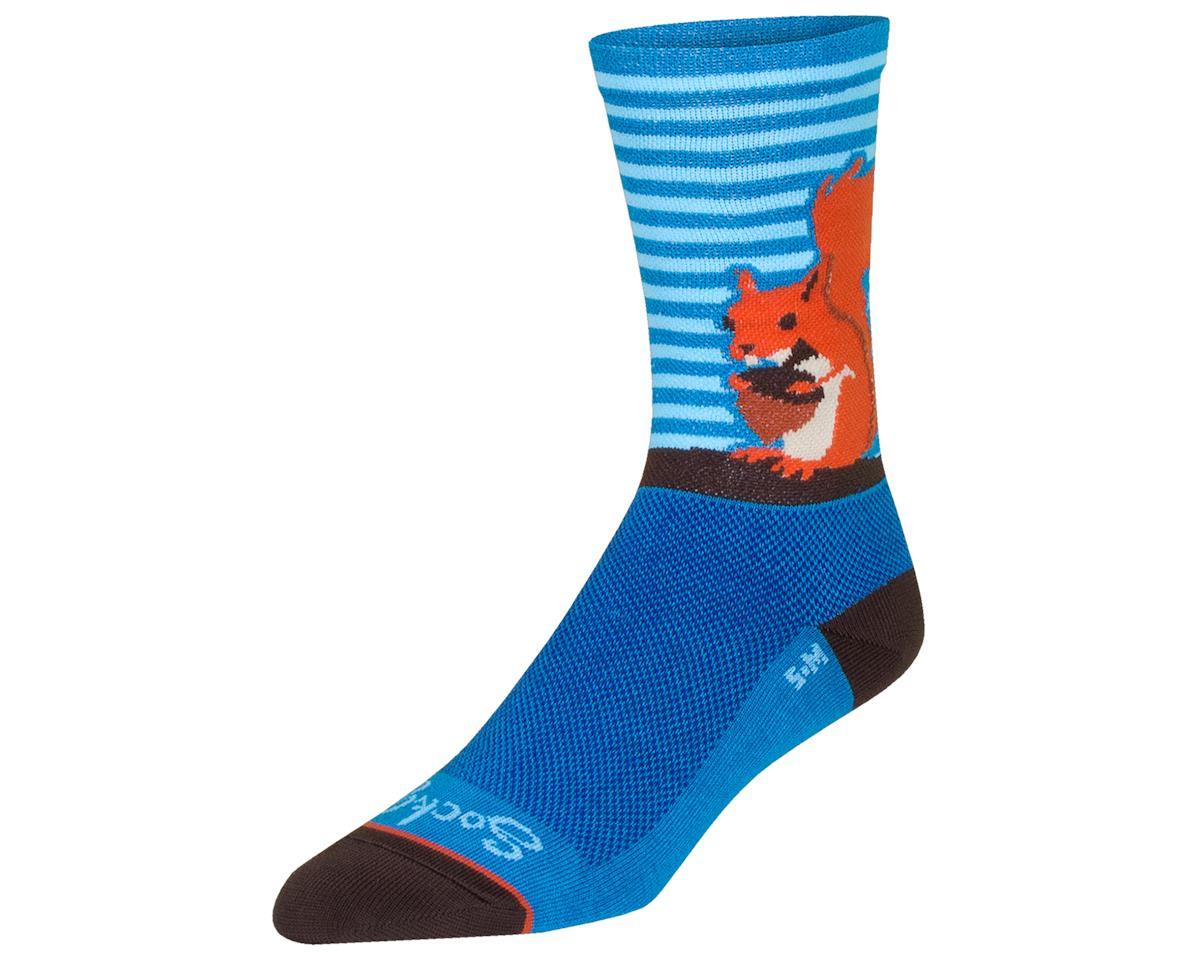 """Sockguy 6"""" Socks (Benny) (S/M)"""