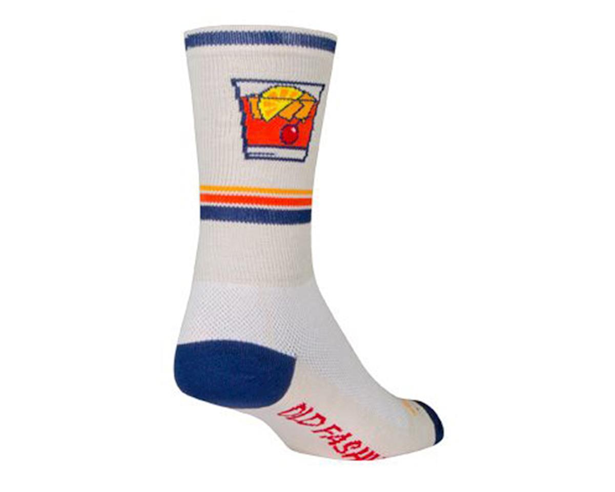 "Sockguy 6"" Crew Socks (Burbon) (M)"