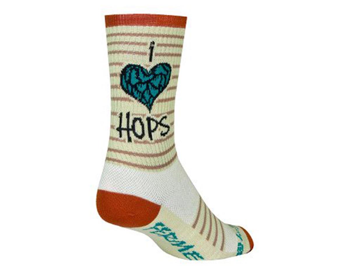 """Sockguy 6"""" Socks (Fermented) (S/M)"""