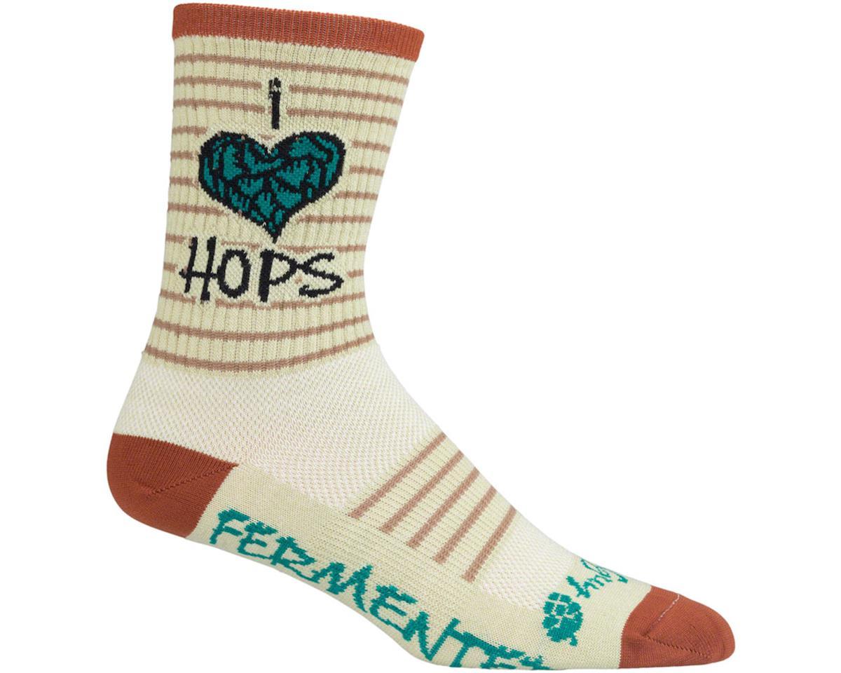 """Sockguy 6"""" Crew Socks (Fermented)"""