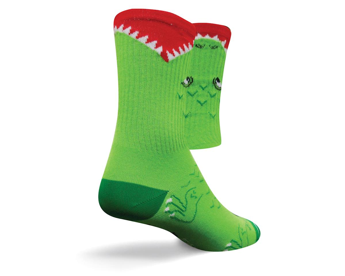 "Sockguy 6"" Socks (Alligator) (L/XL)"
