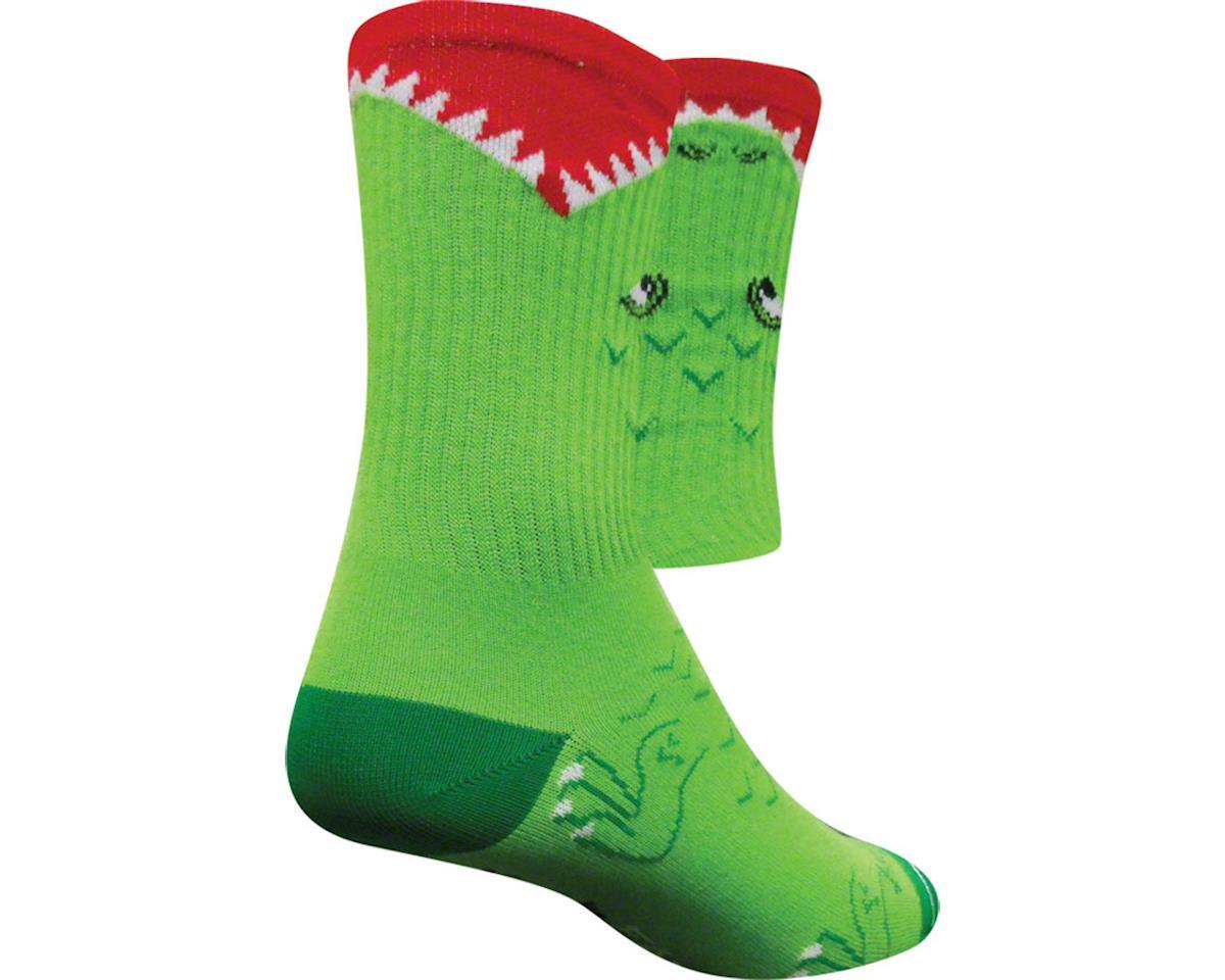 "Sockguy Awesome Pink 6"" Acrylic Crew Socks (L/XL)"