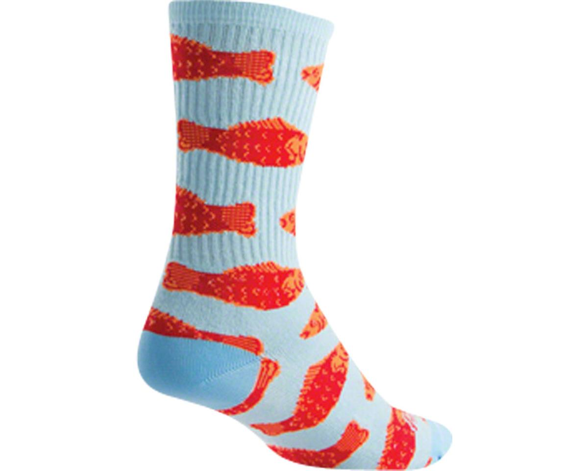 "Sockguy 6"" Socks (Go Fish) (S/M)"