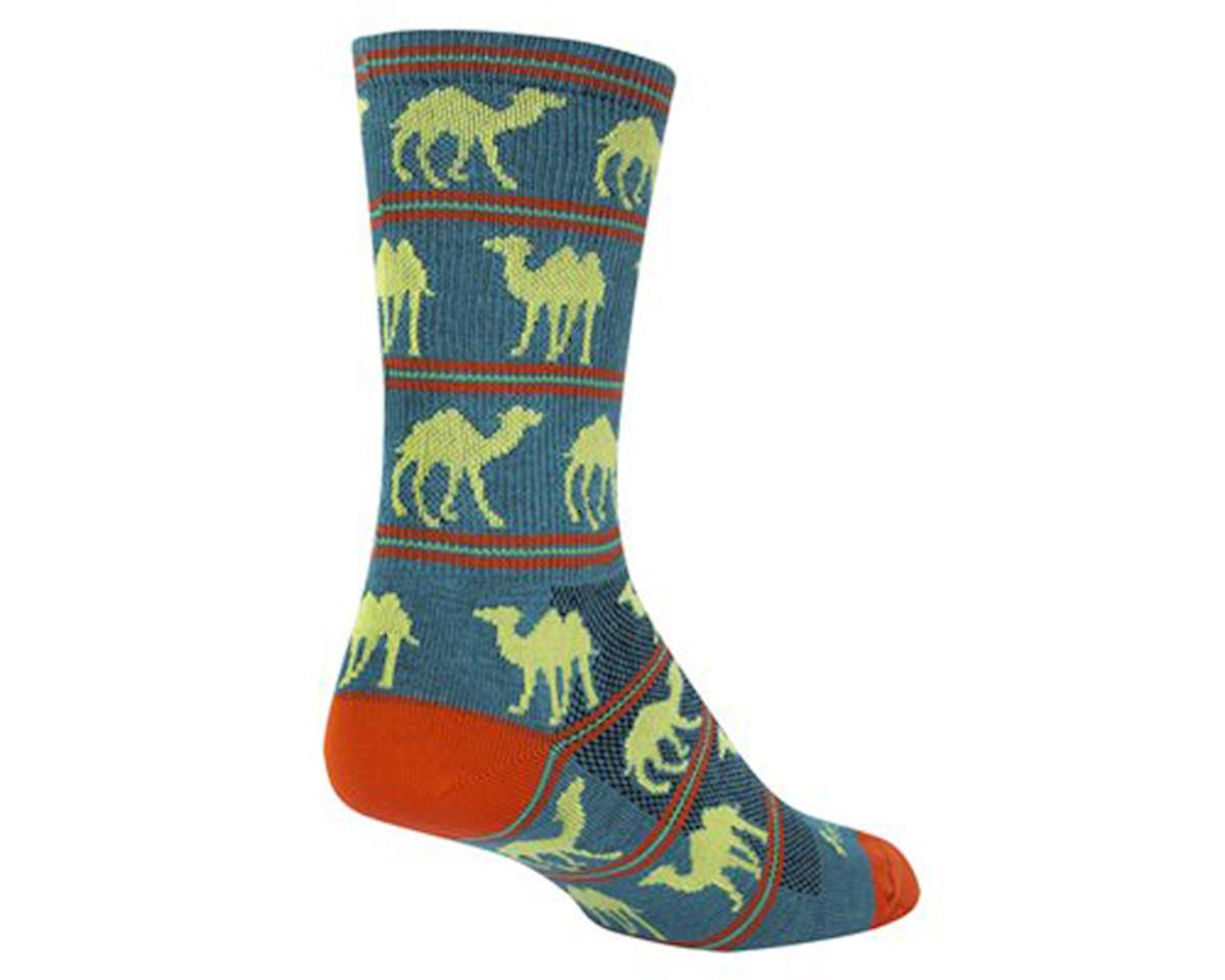 Sockguy Hump crew socks 5-9