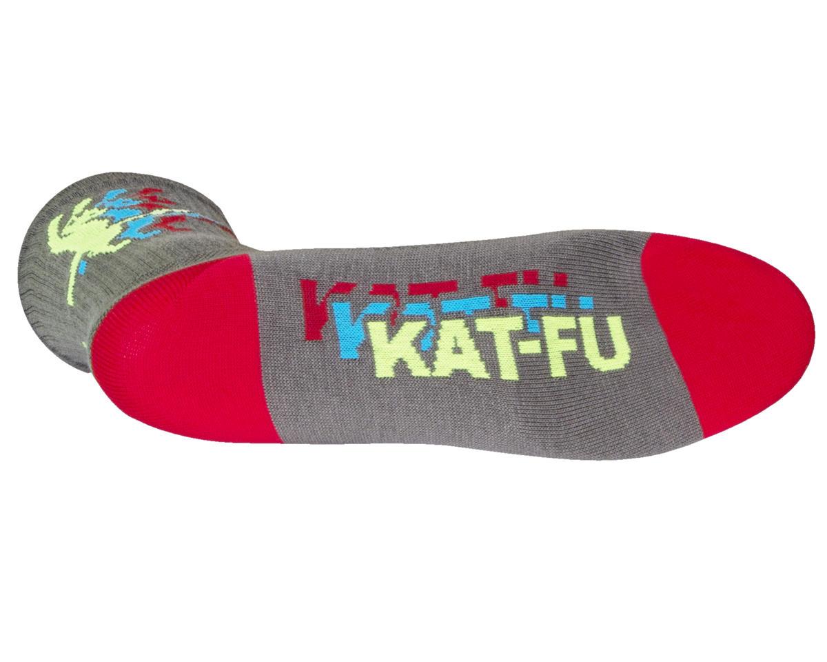 """Sockguy 6"""" Socks (Kat-Fu) (S/M)"""