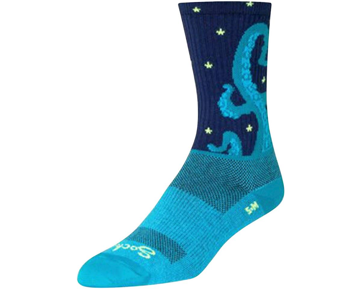 "Sockguy 6"" Socks (Kraken) (L/XL)"