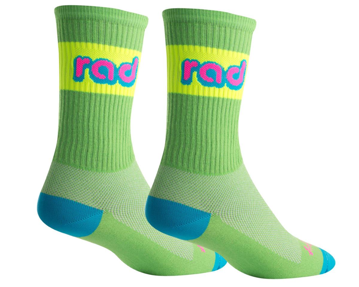 Sockguy Rad Crew Socks