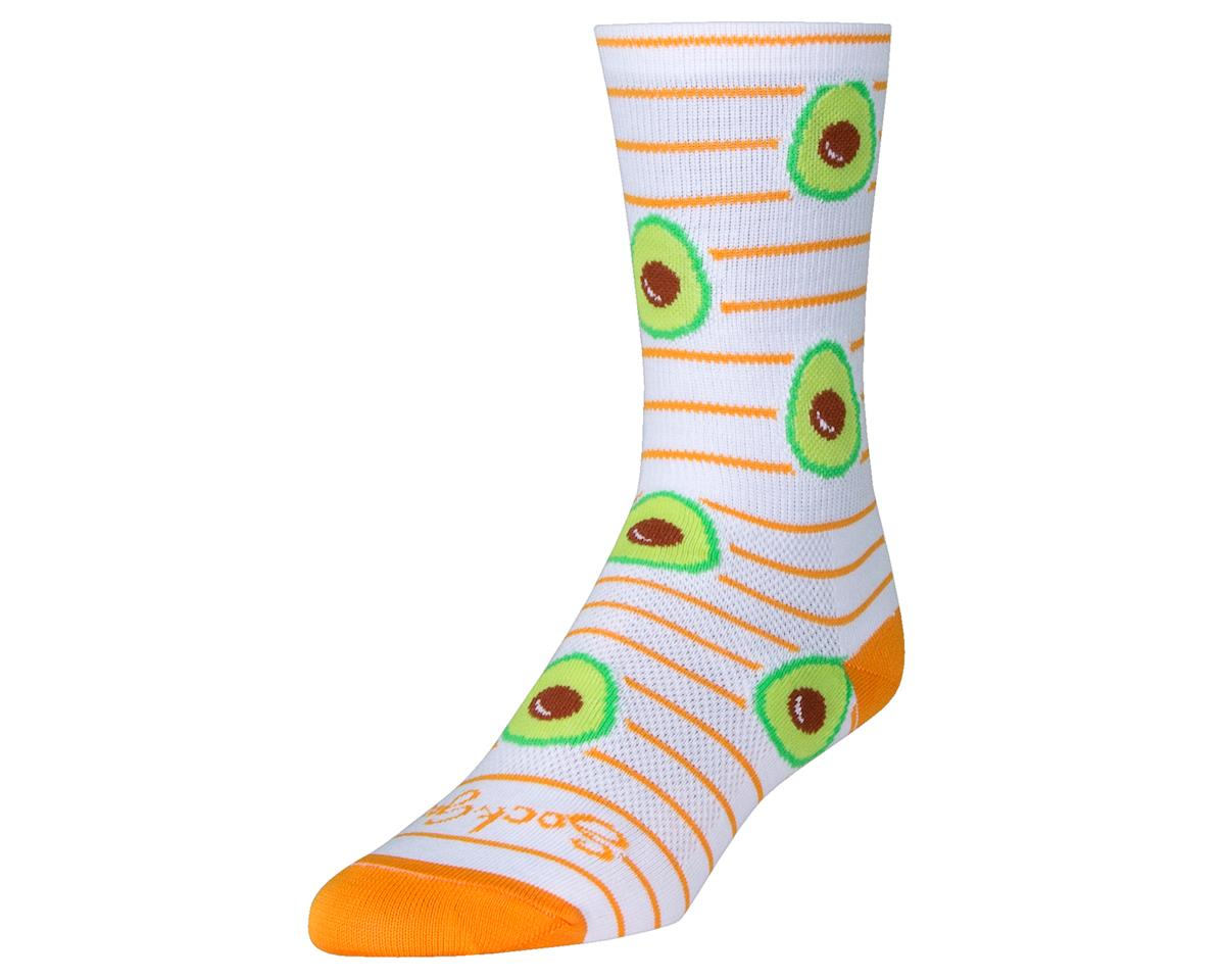 """Sockguy 6"""" Sock (Ripe) (L/XL)"""