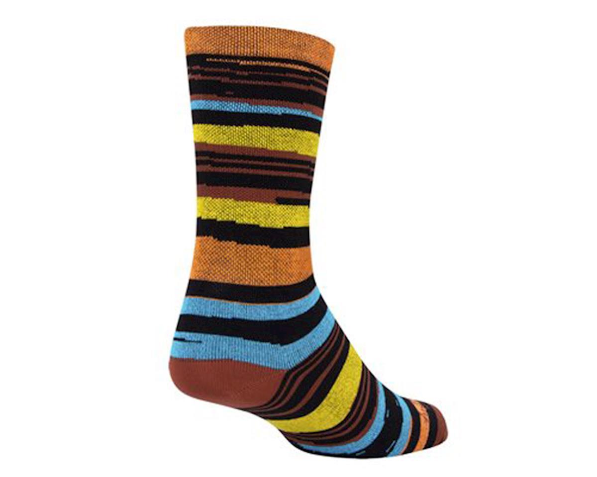 Sockguy Sedona crew socks 5-9
