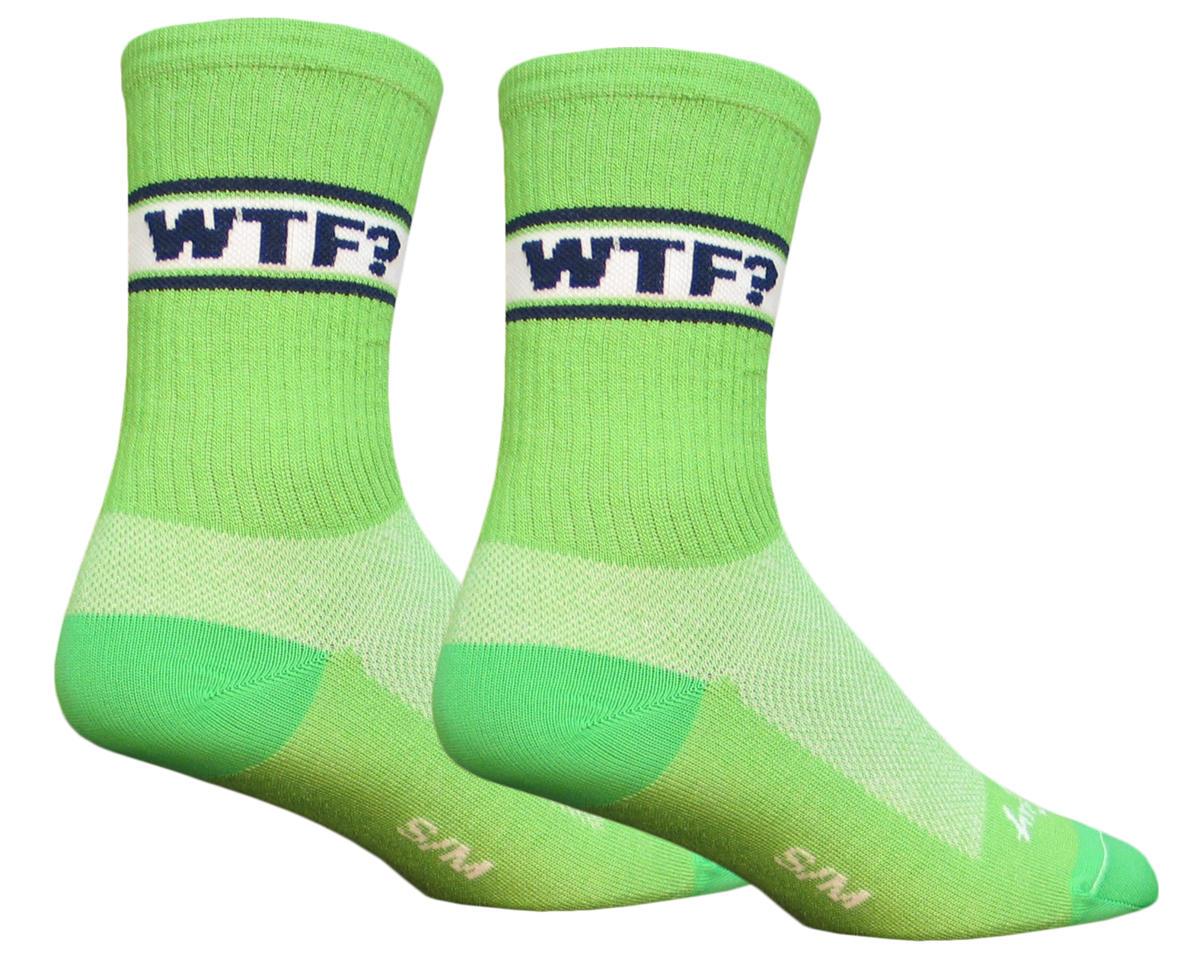 """Sockguy 6"""" Socks (WTF) (S/M)"""