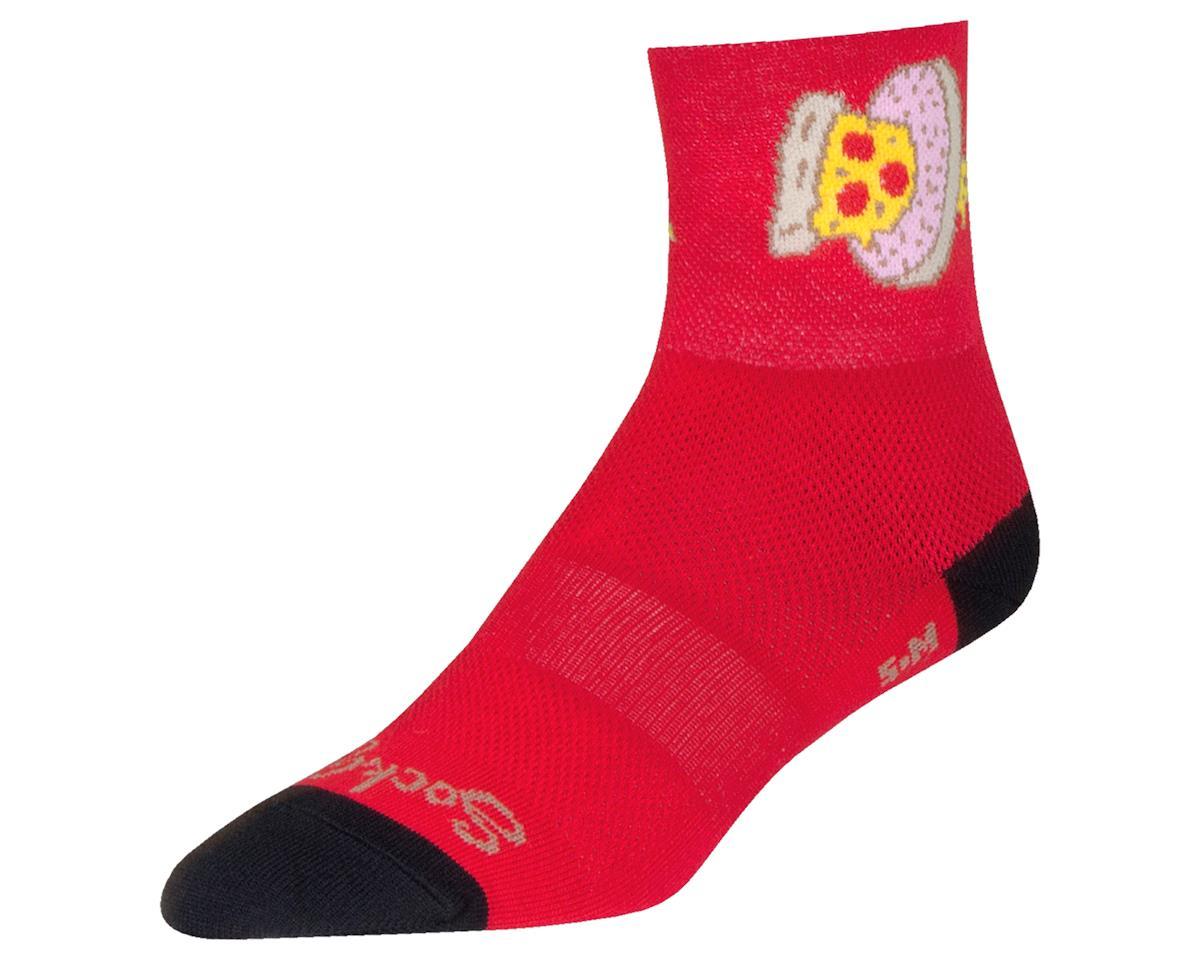 "Sockguy 3"" Socks (Delight) (S/M)"