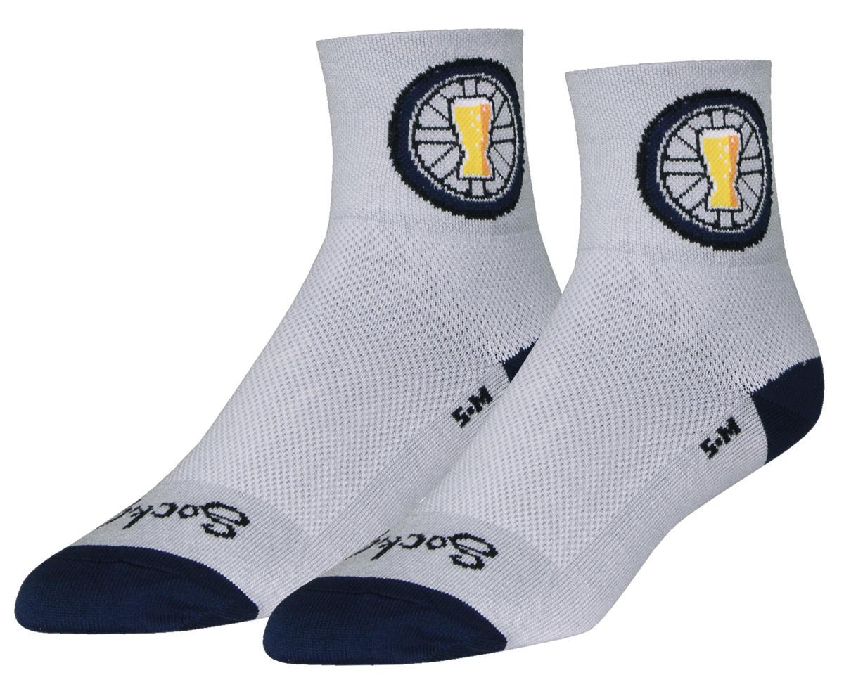 """Sockguy Classic 3"""" Cuff Sock (L/XL)"""