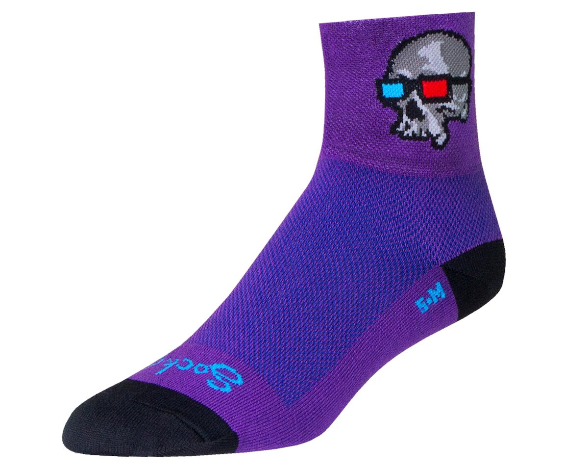 """Sockguy 3"""" Socks (Dr. 3D) (S/M)"""