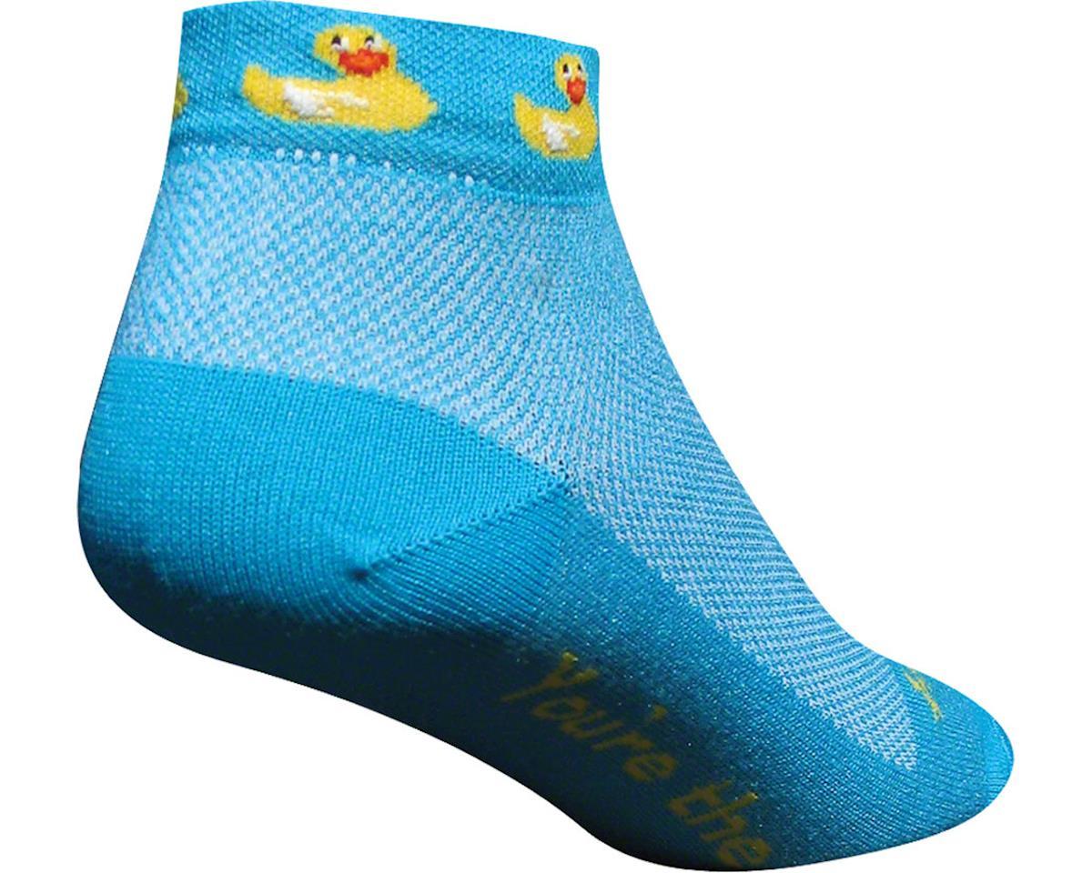 """Sockguy 1"""" Socks (Ducky) (S/M)"""