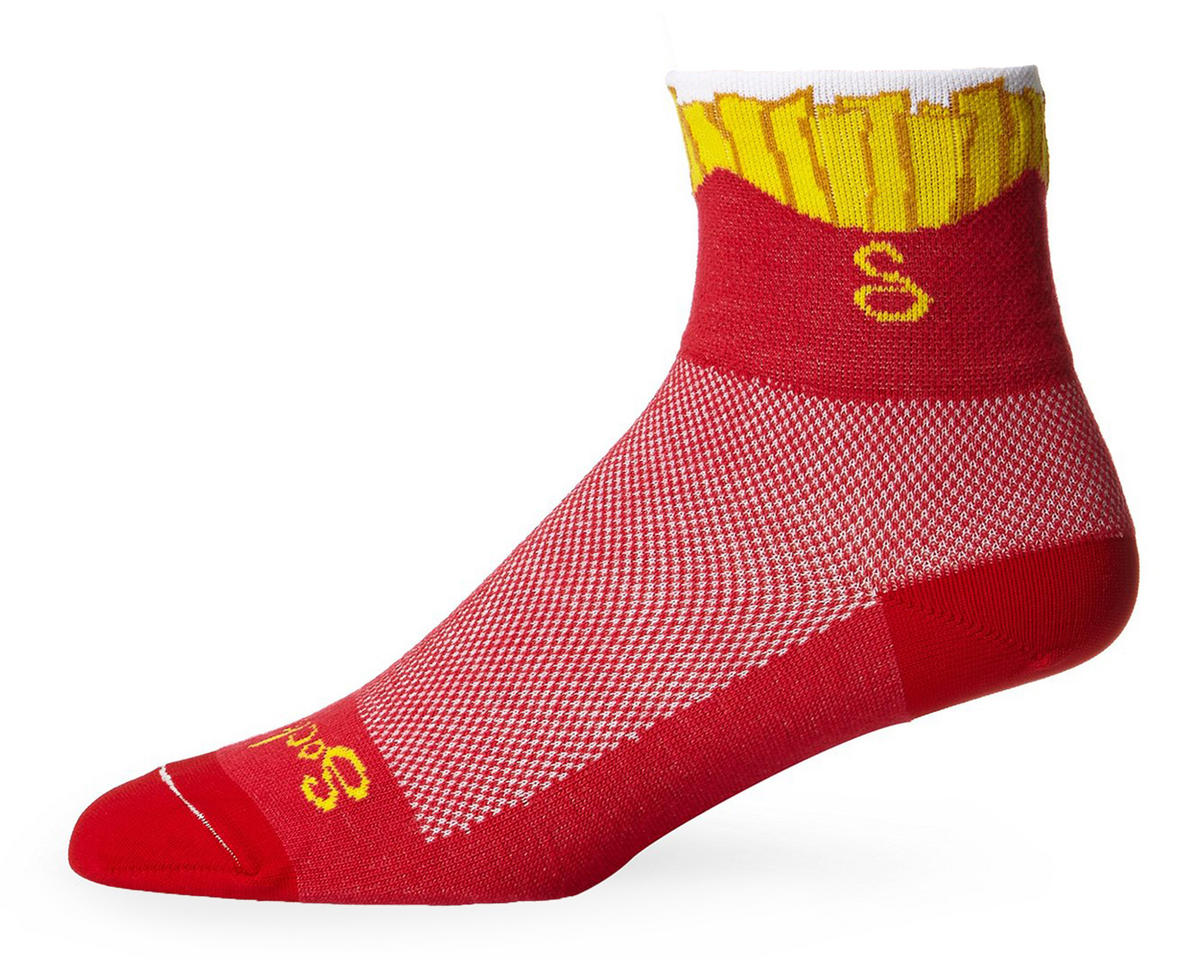 Sockguy Fries Socks (S/M)