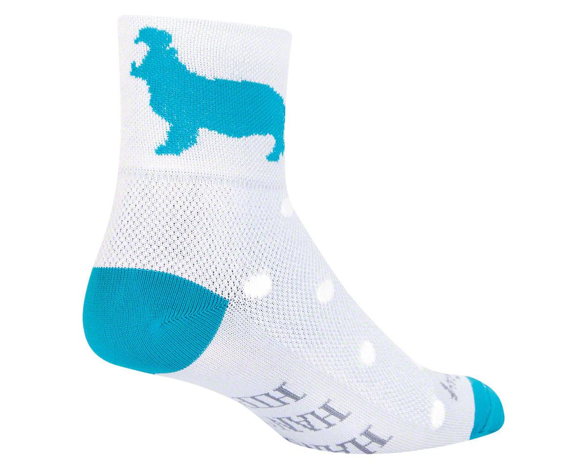 """Sockguy 3"""" Socks (Hippo) (L/XL)"""