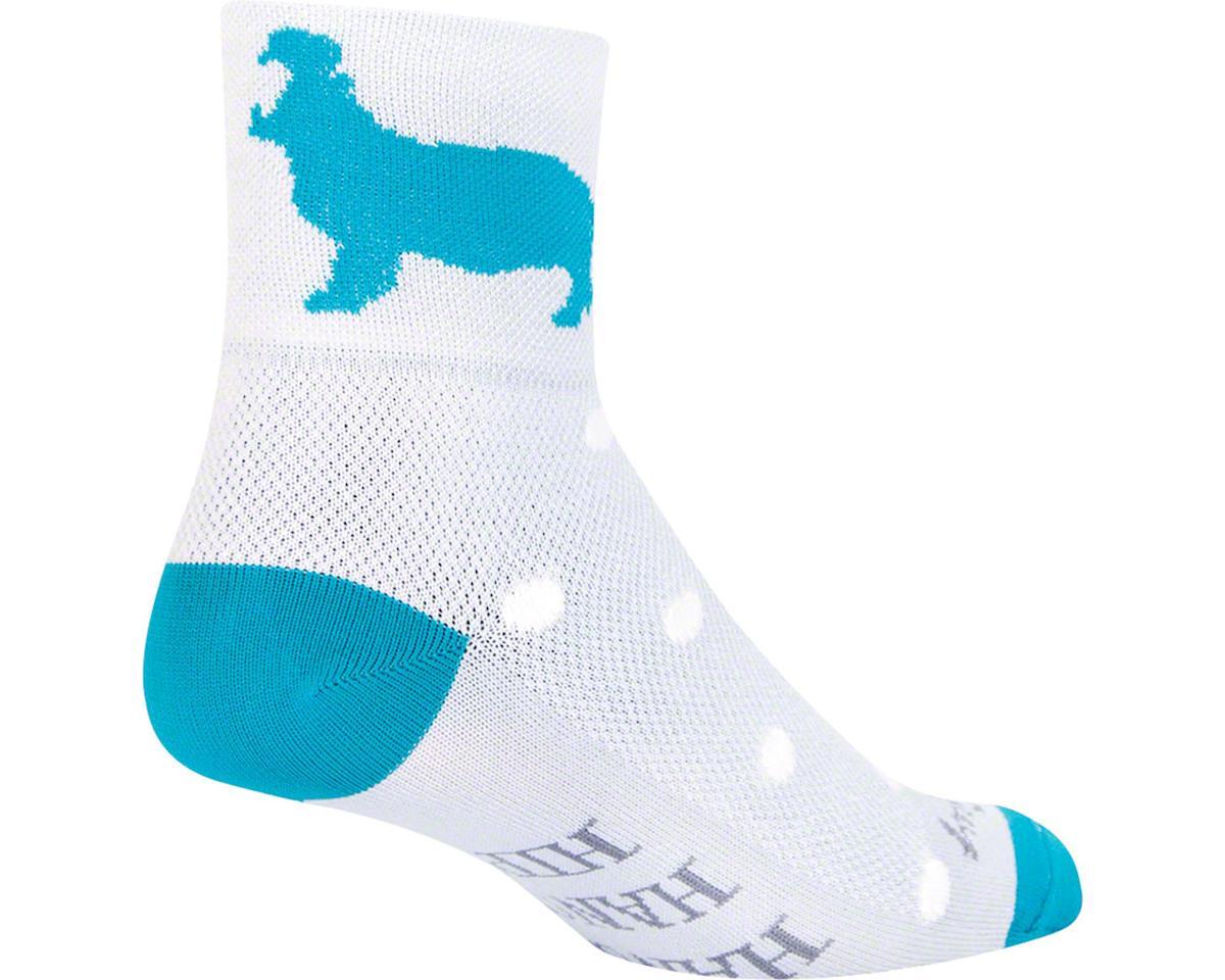 """Sockguy 3"""" Socks (Hippo) (S/M)"""