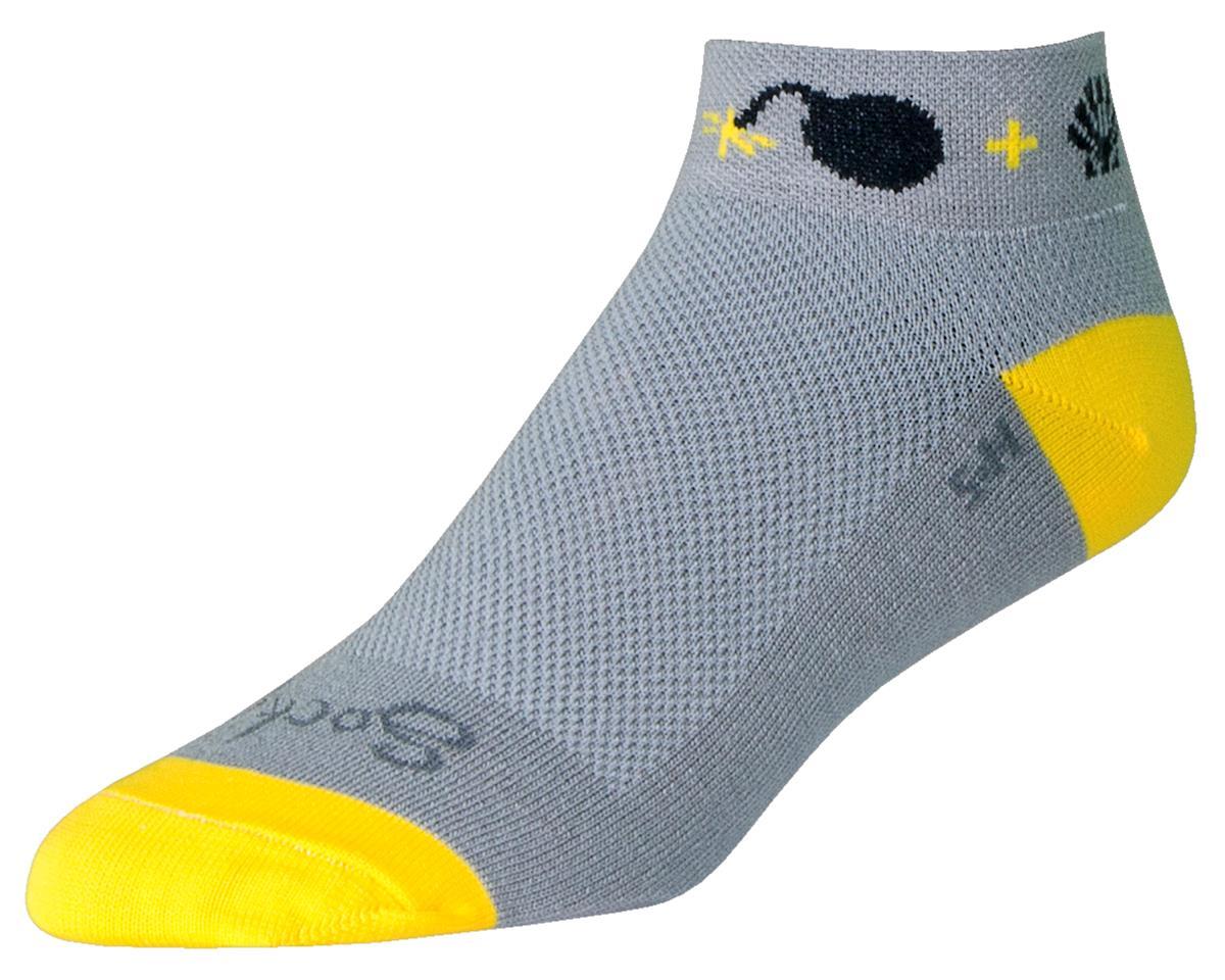 """Sockguy 1"""" Socks (Bombshell) (S/M)"""