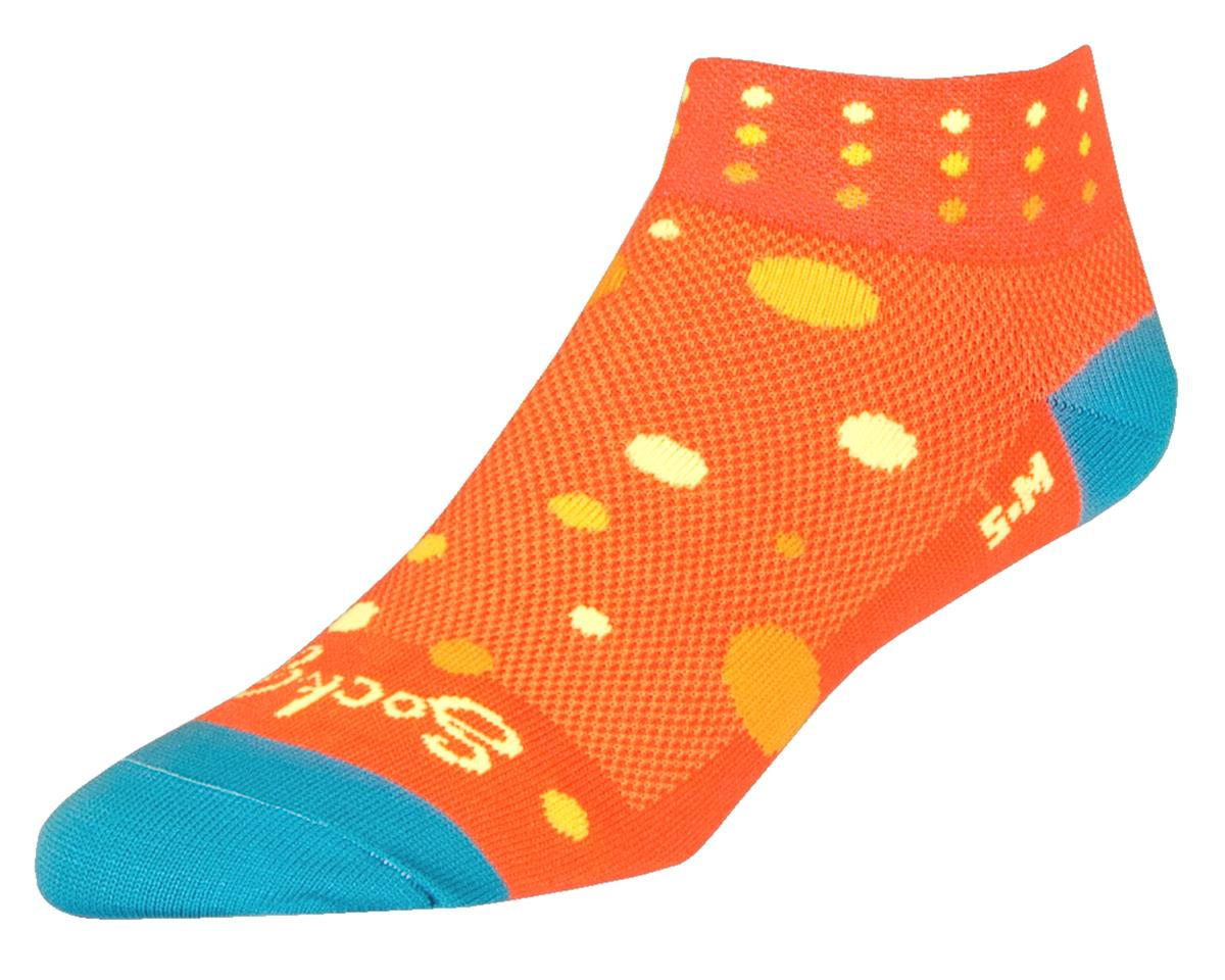 "Sockguy 1"" Socks (Bubbles) (S/M)"
