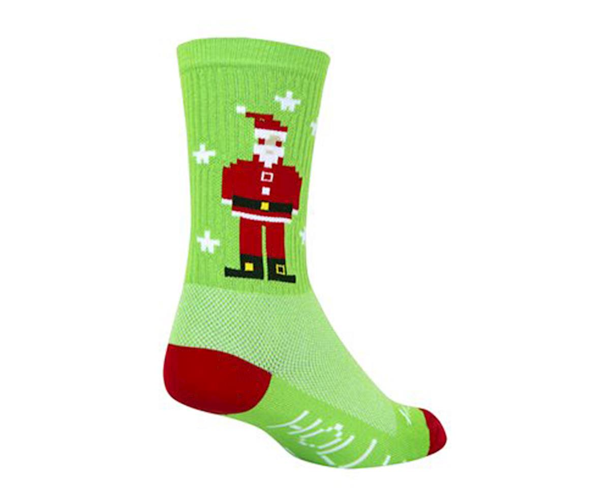 Sockguy Jolly limited edition crew socks 5-9