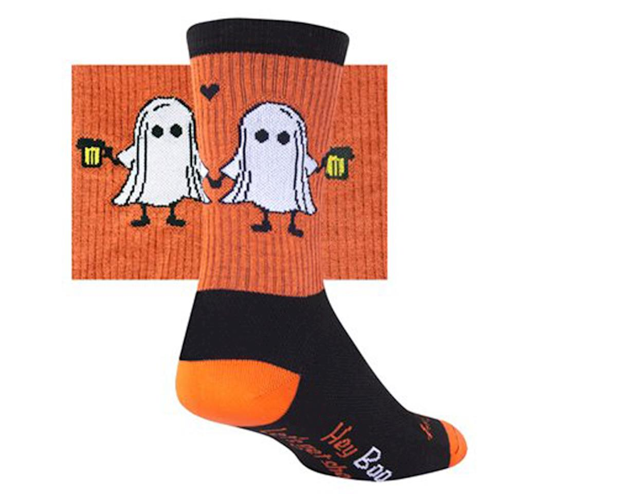 Sockguy Sheet-Faced limited edition crew socks 10-13