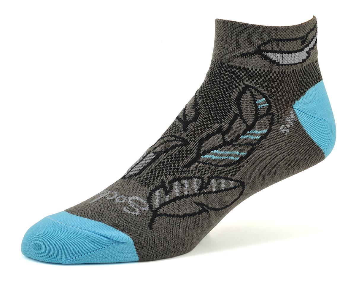 Sockguy Feather Socks