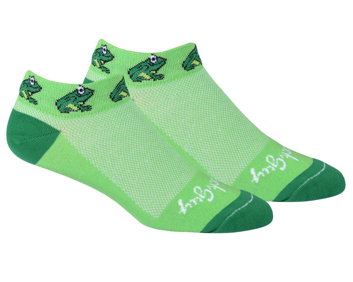 """Sockguy 1"""" Socks (Froggie) (S/M)"""
