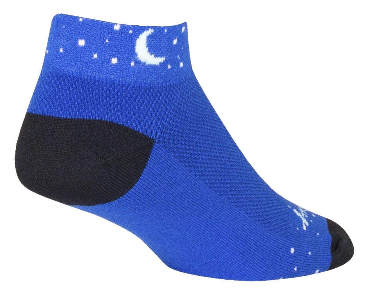 """Sockguy Ladies 1"""" Cuff Sock (S/M)"""