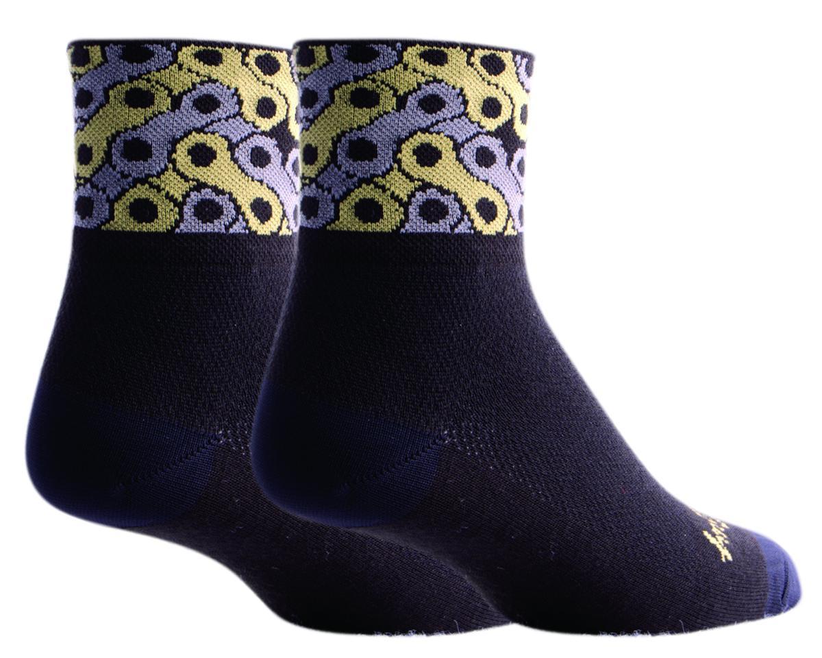 Sockguy Links Socks (Purple) (L/XL)