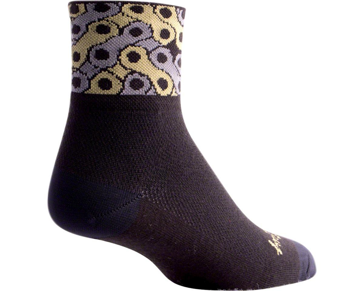 """Sockguy 3"""" Socks (Links) (S/M)"""