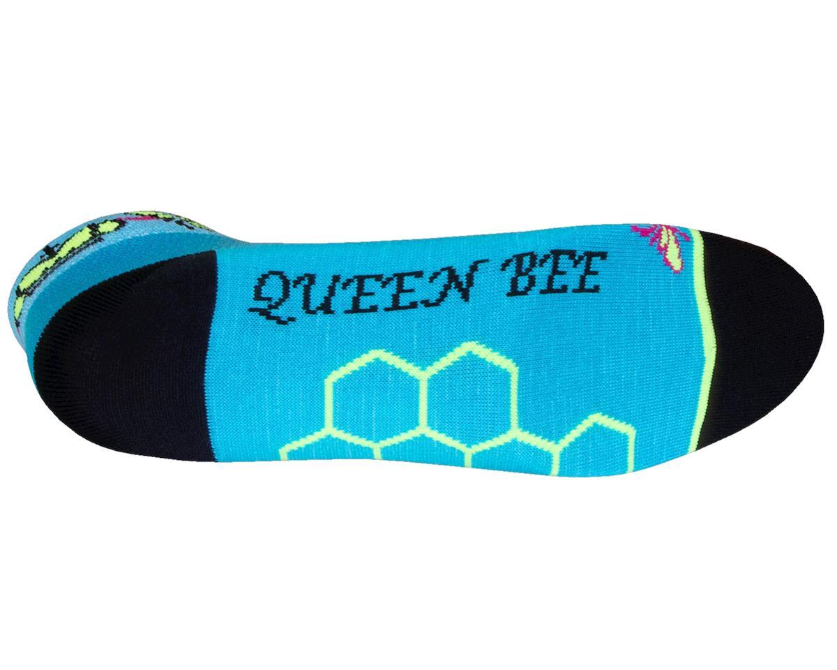 """Sockguy 1"""" Socks (Queen Bee) (S/M)"""