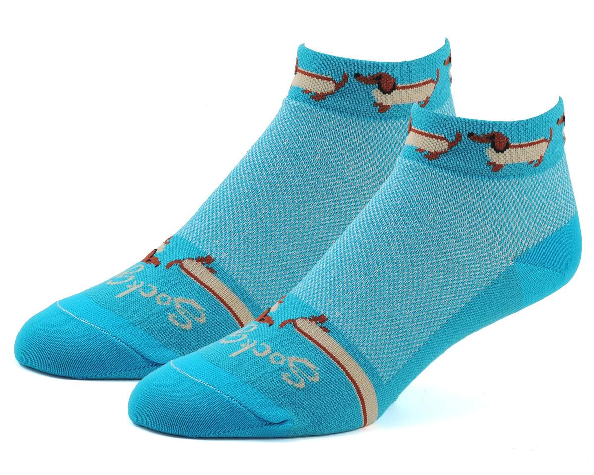 Sockguy Weiner Dog Women's Socks (S/M)