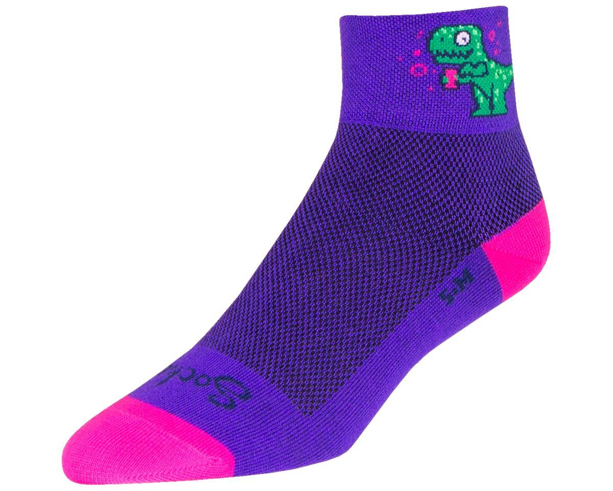 """Sockguy 2"""" Socks (Wineosaur) (S/M)"""