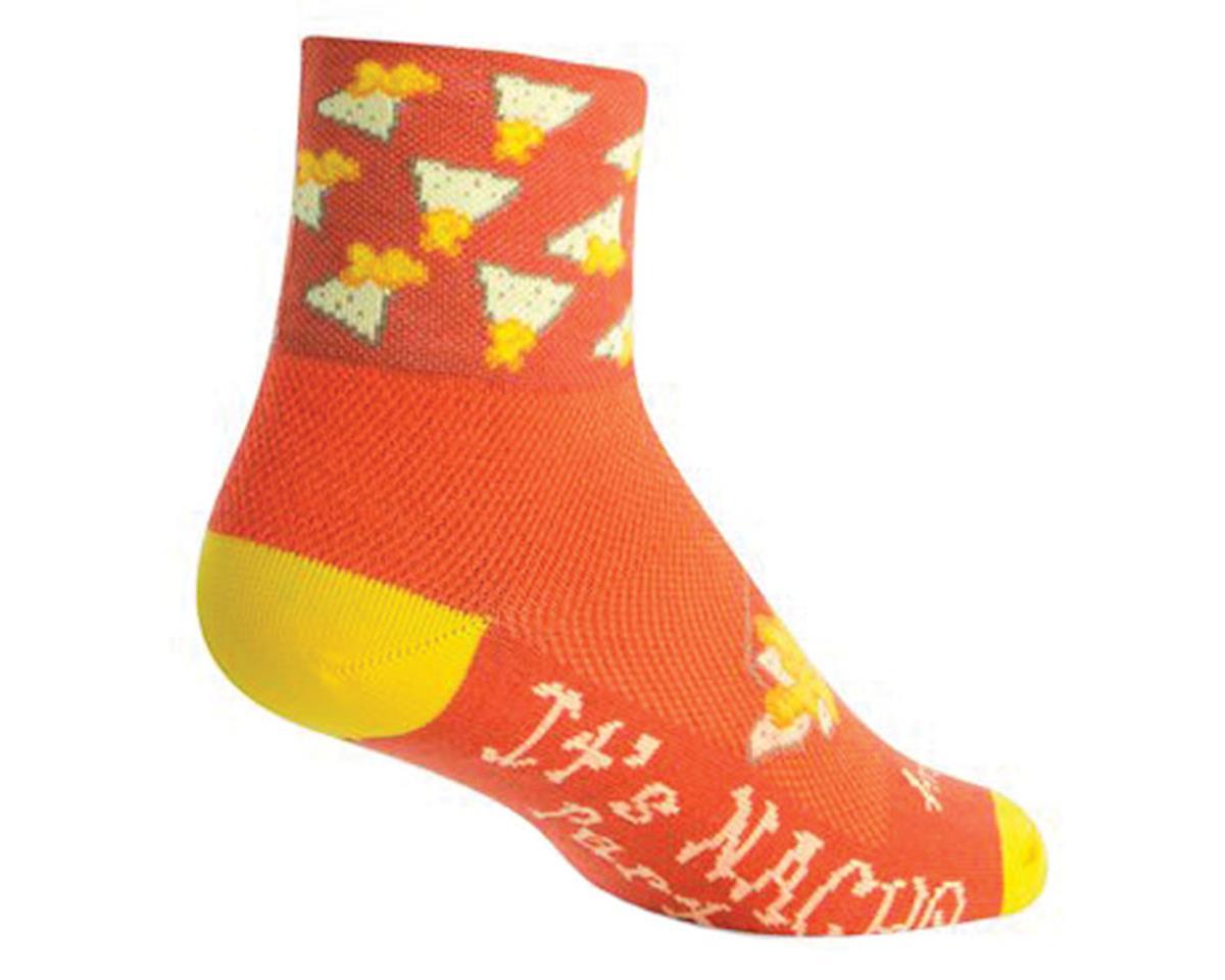 """Sockguy 3"""" Socks (Nacho) (L/XL)"""