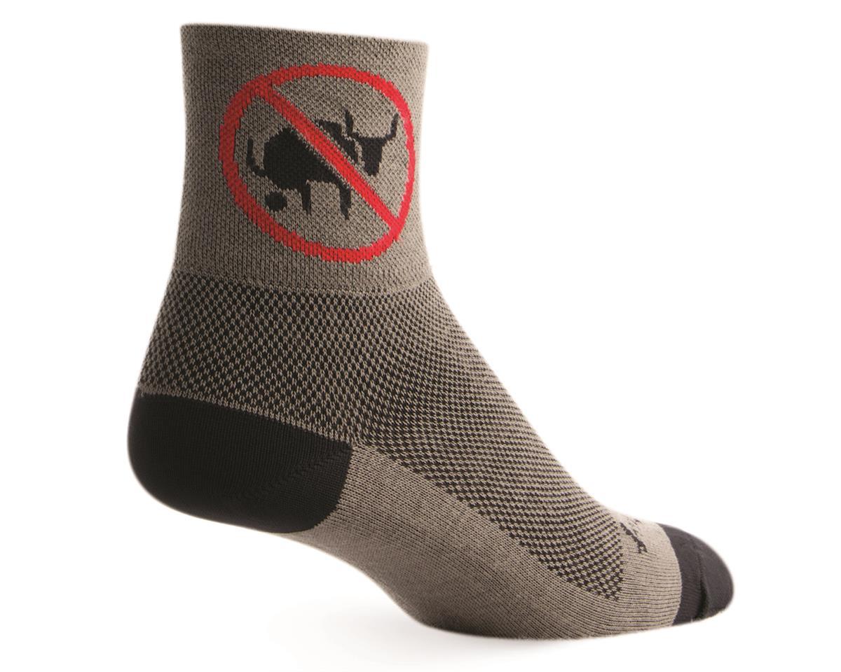 """Sockguy 3"""" Sock (No BS) (L/XL)"""