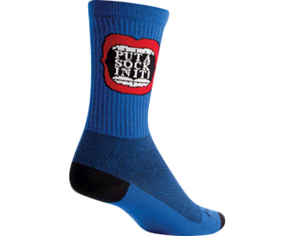 """Sockguy 6"""" Socks (Pie Hole) (S/M)"""