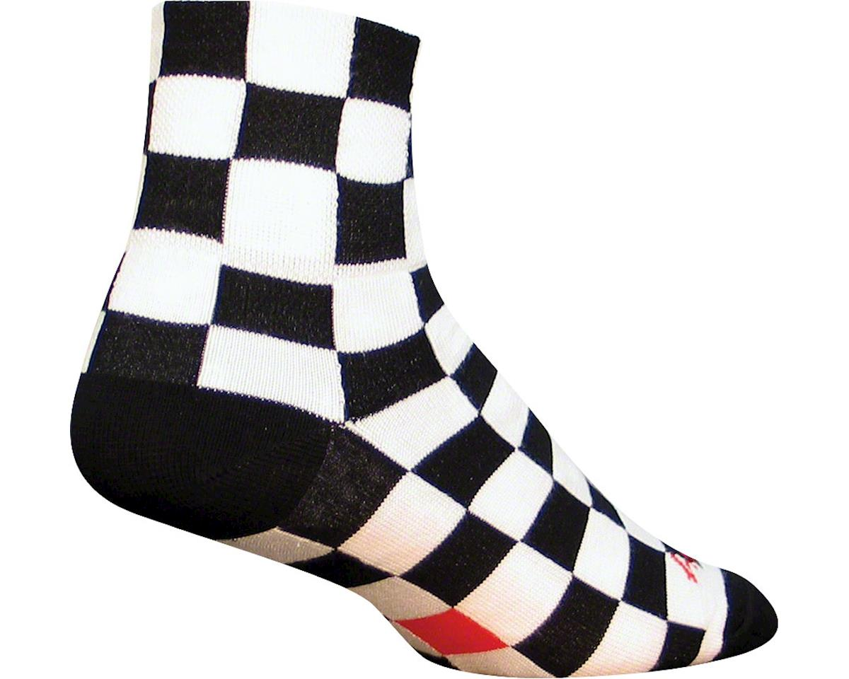 Sockguy Ridgemont Socks (Black/White) (S/M)